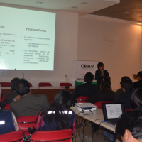 70 periodistas y comunicadores del Cusco participaron en taller de fiscalizacin ambiental dictado por el OEFA