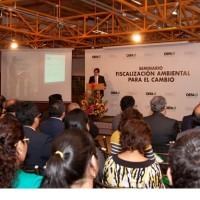 EL OEFA CELEBRA SU QUINTO ANIVERSARIO CON  SEMINARIO SOBRE FISCALIZACIN AMBIENTAL PARA EL CAMBIO