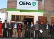 El OEFA inaugura oficina en la provincia de Espinar para fortalecer la fiscalización ambiental