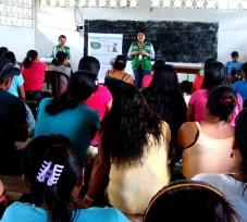 El OEFA capacita en fiscalización ambiental a 23 comunidades nativas de las cuencas del Tigre, Corrientes y Pastaza asentadas en el ámbito del lote 1AB, en Loreto