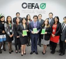 OEFA es finalista en el Premio a las Buenas Prácticas en Gestión Pública 2015