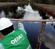 El OEFA ordena a Petroperú S.A. remediar área impactada por el derrame de petróleo ocurrido en el Oleoducto Norperuano