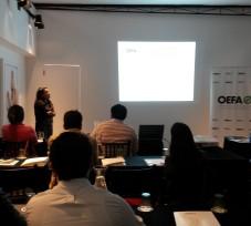 El OEFA capacitó a las municipalidades de Lima y Callao para la elaboración del Plan Anual de Evaluación y Fiscalización Ambiental (Planefa)