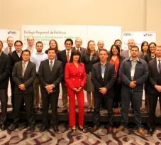 Se realizó en Lima el primer encuentro de entidades de certificación y fiscalización ambiental de América Latina organizado por el OEFA y el Banco Interamericano de Desarrollo
