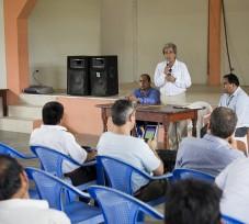 El OEFA informa sobre las acciones de fiscalización ambiental realizadas en atención a los derrames de crudo ocurridos en Imaza y Morona