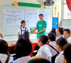 El OEFA promueve la participación de estudiantes universitarios provenientes de pueblos indígenas en la Rucefa