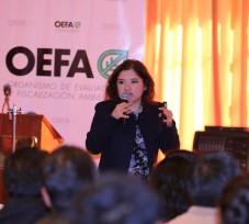El Organismo de Evaluación y Fiscalización Ambiental realizó foro regional en Ayacucho
