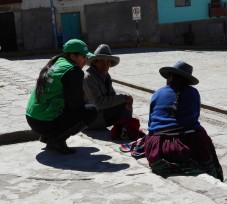 OEFA capacitó a más de 200 personas en Cotabambas en temas de vigilancia ambiental