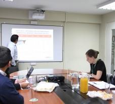 Investigadores de la Universidad Erasmus de Holanda interesados en el rol supervisor ambiental del OEFA en el Perú