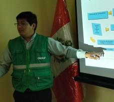 El Gobierno Regional de Cusco fue capacitado para fortalecer la supervisión ambiental en la región