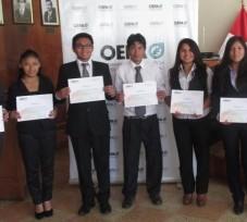 Universitarios de Oxapampa se unen a las labores de capacitación del OEFA
