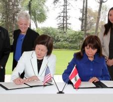 El OEFA y la Agencia de Protección Ambiental de los Estados Unidos de América suscriben convenio de cooperación interinstitucional