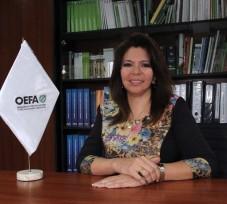 Designan a Tessy Torres Sánchez como Presidenta del  Consejo Directivo del OEFA