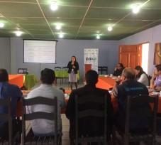 Periodistas de la región Amazonas participaron en taller de capacitación organizado por el OEFA