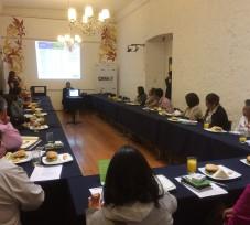 Periodistas de la región Arequipa participaron en taller de capacitación organizado por el OEFA