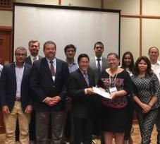 """El OEFA participó en el II Diálogo Regional de Políticas """"Licenciamiento y Fiscalización Ambiental en América Latina"""" realizado en Panamá"""