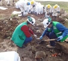 OEFA realizó acciones de supervisión frente al derrame de combustible en Caylloma, Arequipa