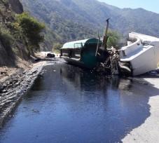 OEFA inicia supervisión ante derrame de petróleo ocurrido en Lambayeque