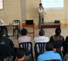 Más de 120 ciudadanos del área de influencia del proyecto minero La Granja participan en talleres de Monitoreo Ambiental Participativo del OEFA en Cajamarca