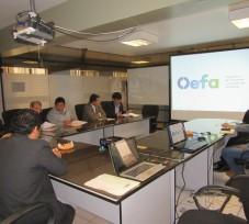 OEFA lidera mesa de trabajo con municipalidades de la provincia de Ilo