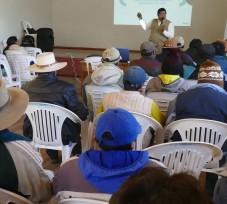 Más de 300 ciudadanos de Corani participan en talleres de Monitoreo Ambiental Participativo del OEFA en Puno