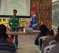 El OEFA capacitó a funcionarios de Ventanilla y Mi Perú sobre el Plan Anual de Evaluación y Fiscalización Ambiental