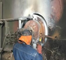 OEFA ordena no generar emisiones atmosféricas a dos empresas dedicadas a la fundición de plomo en Ventanilla