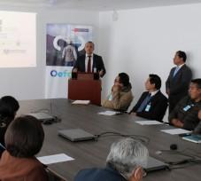 OEFA lidera reunión multisectorial para abordar problemática de inadecuada disposición de residuos de construcción en Lima y Callao