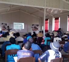 OEFA presenta resultados de Monitoreo Ambiental Participativo a los ciudadanos del área de influencia social del proyecto minero Shahuindo