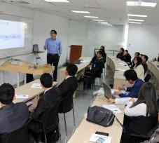 La academia del OEFA capacitó a más de 900 especialistas en fiscalización ambiental durante el 2017