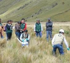 OEFA realiza Evaluación Ambiental Temprana con participación ciudadana en el área de influencia del proyecto minero Galeno en Cajamarca