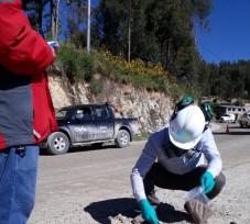 OEFA supervisa derrame de sustancias químicas en Apurímac