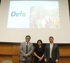 Presidenta del Consejo Directivo del OEFA participa en conversatorio sobre Evaluaciones Ambientales Tempranas organizado por la SNMPE