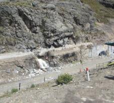 OEFA ordenó a Compañía Minera Kolpa S.A. tomar medidas inmediatas para evitar alteración de la calidad del agua del río Escalera en Huancavelica