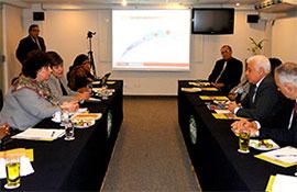 La Relatora de Naciones Unidas tuvo gratas expresiones sobre la labor de fiscalización ambiental del OEFA