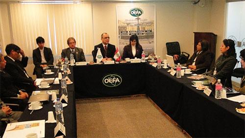 El Presidente del OEFA, Walter García Arata, presidió la Sesión de instalación del Tribunal de Fiscalización Ambiental, que representa la última instancia administrativa en los procedimientos sancionadores ambientales