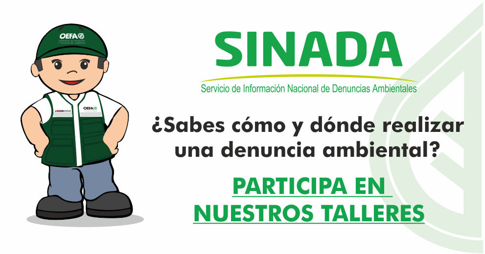 Taller SINADA 2013