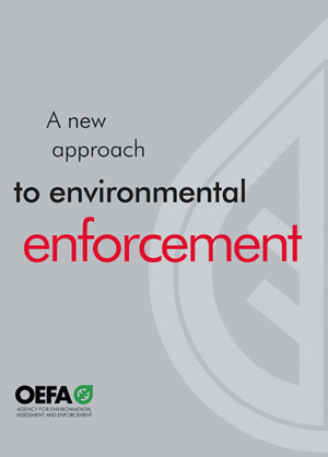A new approach to environmental enforcement