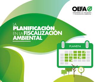 La planificación en la fiscalización ambiental