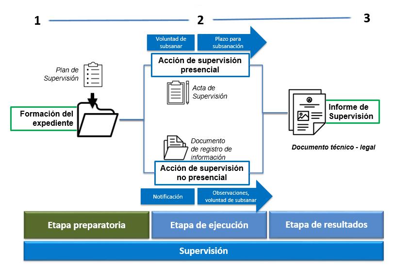 Procedimiento de Supervisión directa del OEFA