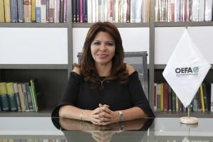 Tessy Torres _ Presidenta del  OEFA