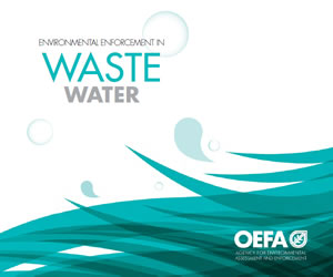 Environmental enforcement in waste water