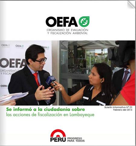 Boletín Institucional Febrero 2014