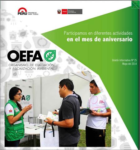 Boletín Institucional Mayo 2014