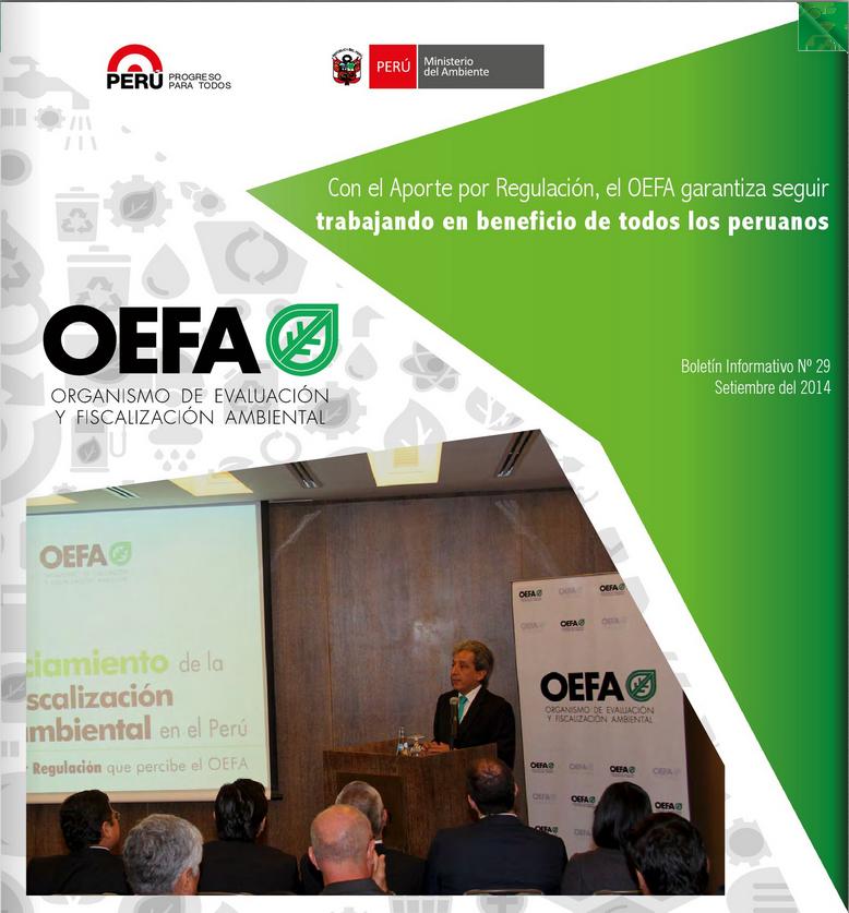 Boletín Informativo Setiembre – 2014