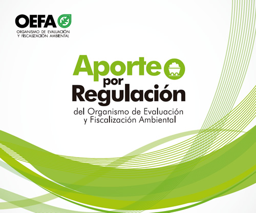 Aporte por Regulación del Organismo de Evaluación y Fiscalización Ambiental – 2da edición
