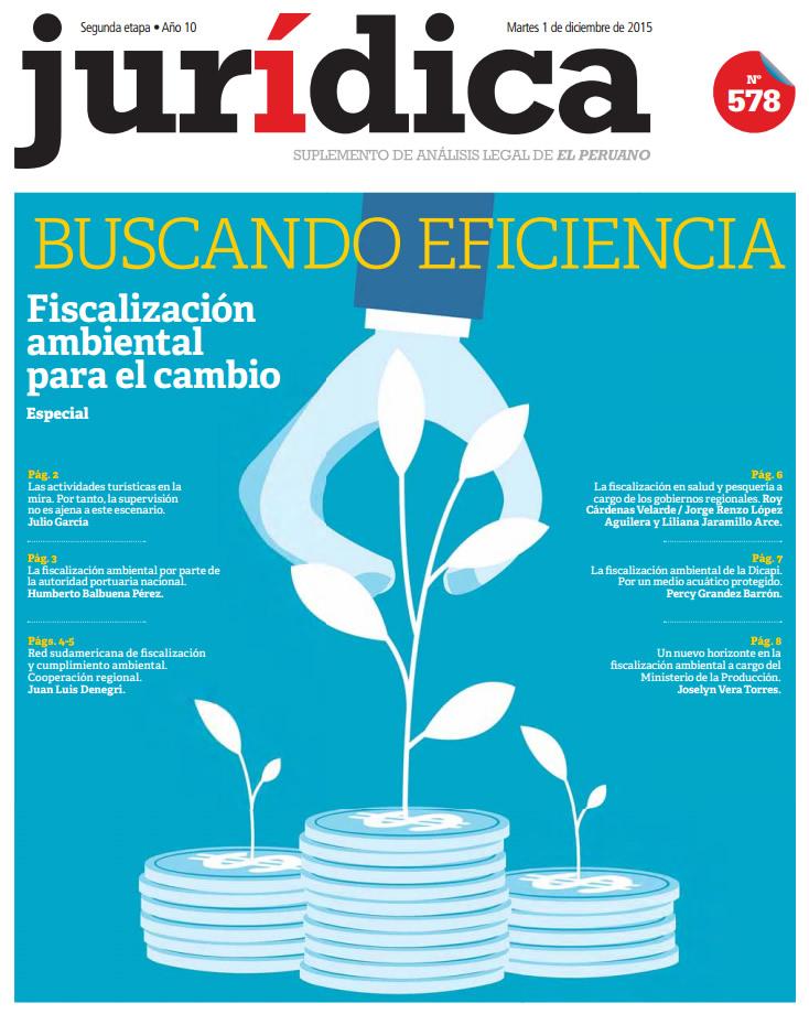 Buscando eficiencia fiscalizacion ambiental para el cambio