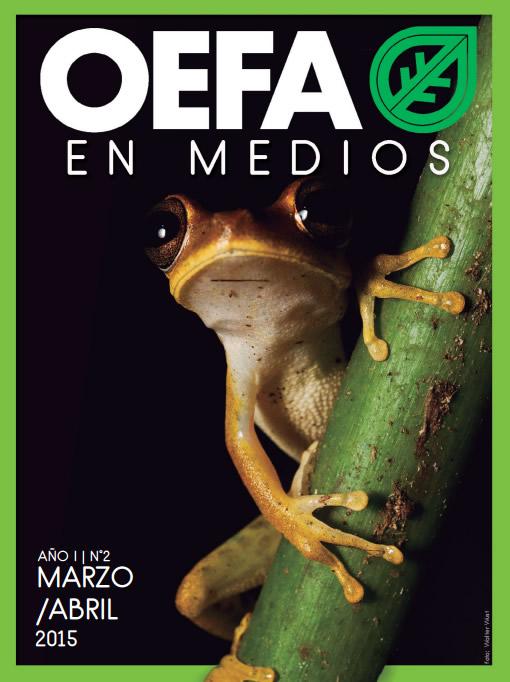 OEFA en Medios. Marzo/Abril 2015