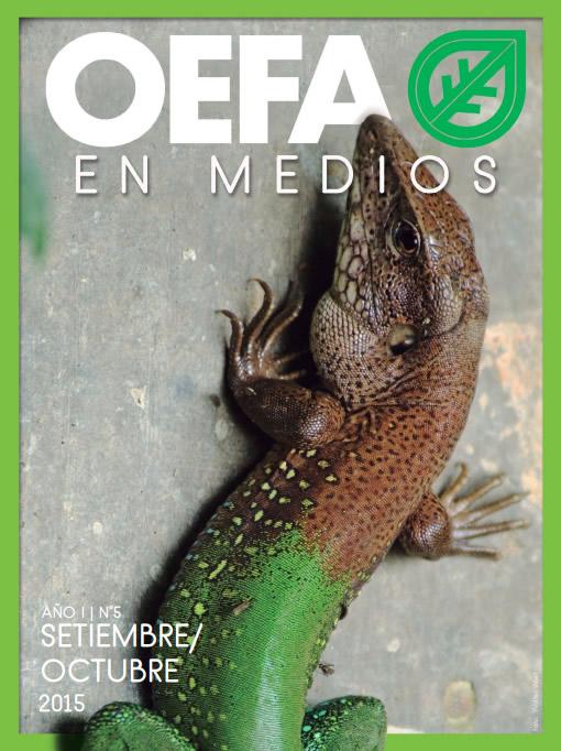 OEFA en Medios. Septiembre/Octubre 2015