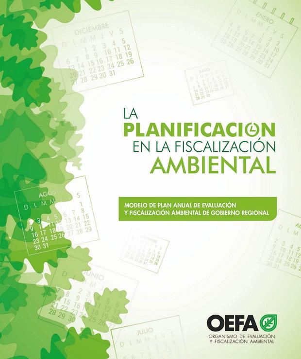 Planefa Modelo de Gobiernos Regionales